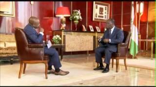 Download Interview du Président Alassane OUATTARA sur RFI avec Alain FOKA: Partie 1 Video