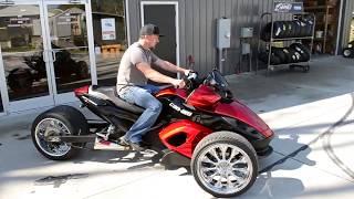 Download Custom Built Spyder Video