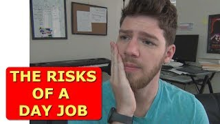 Download Why You Should Be TERRIFIED of Having a 9-5 Job Video
