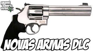 Download GTA V - Faca de Bolso e Revolver MONSTRO, NOVAS ARMAS DLC EXECUTIVOS E OUTROS CRIMINOSOS Video