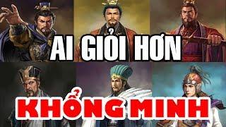 Download 6 Vị Quân Sư Tài Giỏi Nhất Thời TAM QUỐC – Ai Là Người Vượt Tài Khổng Minh GIA CÁT LƯỢNG Video