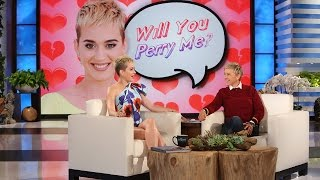 Download 'Will You Perry Me?' with Katy Perry Video