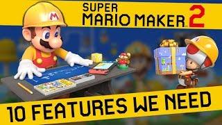 Super Mario Maker 2 - Release Date Trailer! (Switch) Free Download