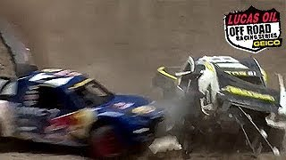 Download Worst Short Course Truck Crashes of 2016 - Lucas Oil Offroad Racing Series Crash Compilation Video
