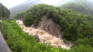 Download inondations gave de pau 18 juin 2013 Video