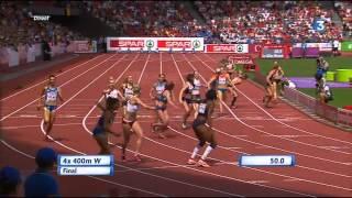 Download 4x400m finale Zurich - Athlétisme Fr3 Dijon Video