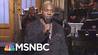 Download Dave Chappelle To Trump Supporters: He's Fighting For Me, Not You | The Beat With Ari Melber | MSNBC Video