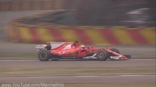 Download 2017 Ferrari F1 SF70H First Shakedown & Engine Sound! Video