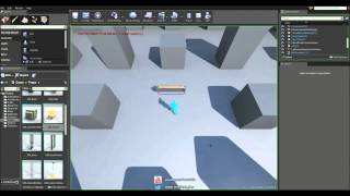 Unreal Engine 4: Top-Down Shooter Game (HUD, Weapon Crafting