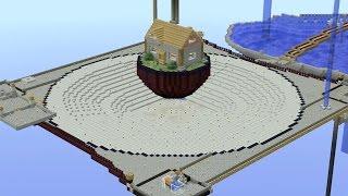 Download Minecraft Timelapse: Four Pillar Survival Video