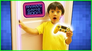 Download Ryan's Secret Gaming Room Tour + New Gaming Channel VTubers with Ryan and Combo Panda Video