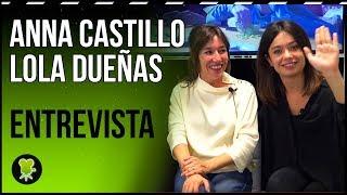 Download Anna Castillo: ″Tengo el Goya en la esquina de una alfombra que se levanta″ Video