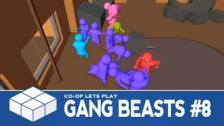 Download Gang Beasts #8 - Boss Fight - 3 Player Co-Op Gameplay Video
