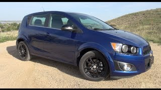 Download 2014 Chevy Sonic Turbo 0-60 MPH Drive and Review Video