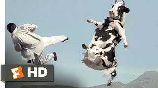 Download Kung Pow: Enter the Fist (4/5) Movie CLIP - Cow Fight (2002) HD Video