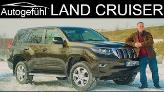 Download Toyota Land Cruiser FULL OFFROAD REVIEW new Facelift 2018 2019 Land Cruiser Prado - Autogefühl Video