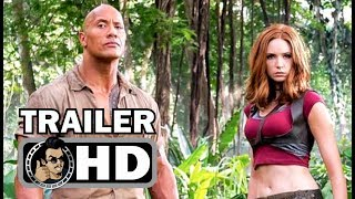 Download JUMANJI 2: WELCOME TO THE JUNGLE Trailer Announcement (2017) Dwayne Johnson Action Movie HD Video