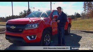 Download Review: 2015 Chevrolet Colorado Z71 Video
