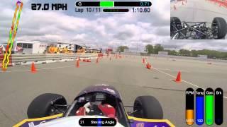 Download LSU Tiger Racing   FSAE Michigan Endurance 2015 Video