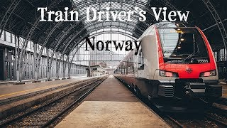 Download Train Driver's View: FLIRTing back to Voss and parking it on track 20 Video