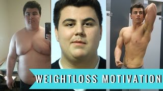 Download My 140lb Youtube Transformation | Weightloss Motivation | 312lbs - 172lbs Video