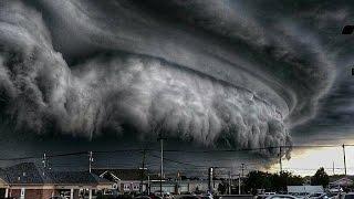 Download Masiva Tormenta Supercell sobre Cleveland - USA   Agosto 2016 Video