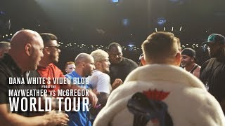 Download Dana White's Video Blog | MAY/MAC WORLD TOUR | Ep. 5 Video