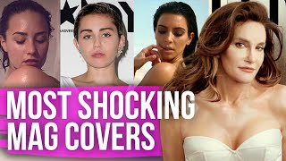Download Most Shocking Magazine Covers of 2015 (Dirty Laundry) Video