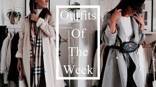 Download Winter Outfits Of The Week | 2019 Video