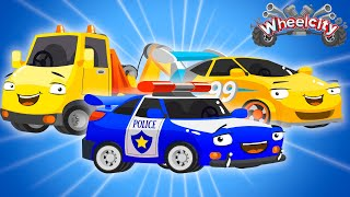 Download Wheelcity - Cars & Trucks Stories | Compilations 11-20 Episodes Video