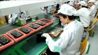 Download Selbstmordserie bei iPhone-Hersteller Foxconn hält an Video