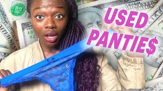Download I Tried To Sell My Used Panties Online Video