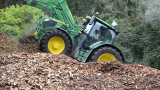 Download Holz häckseln |JOHN DEERE+MUS-MAX WT 12| |*Biomasse Osiander*| Video