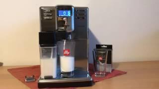 Download Saeco Incanto HD8918/09 Test, Latte Macchiato Video