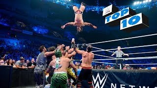 Download Top 10 SmackDown moments: WWE Top 10, Sept. 10, 2015 Video