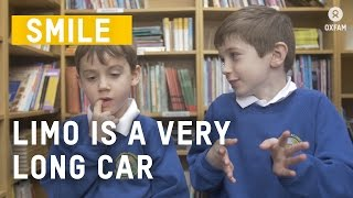 Download Kids Imagine... numbers and winning the lottery | Oxfam GB Video
