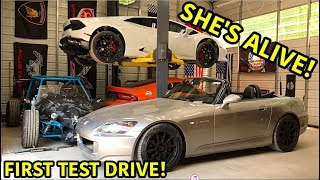 Download Rebuilding A Wrecked Honda S2000 Part 4 Video