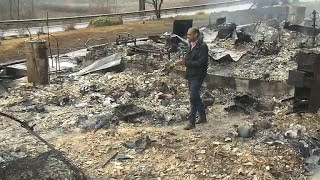 Download Tennessee wildfires turn deadly, destroy homes Video
