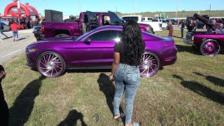 Download Veltboy314 - Linny J's 2018 MLK Car Show Preview - Clearwater, FL Video