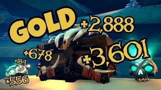Download How To Make The MOST GOLD [Sea of Thieves] Video