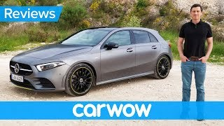 Download New Mercedes A-Class 2019 REVIEW - see why it's a game changer Video