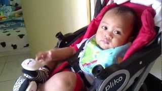 Download Baby Armand Hates Stroller Video