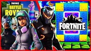 Download Minecraft Fortnite - How to Make a Portal to FORTNITE! Video