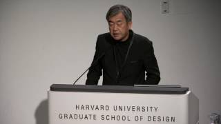 "Download Kengo Kuma, ""From Concrete to Wood: Why Wood Matters"" Video"