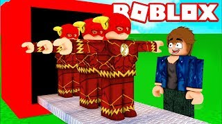 Download FÁBRICA DO FLASH NO ROBLOX ! (Super Hero Tycoon) Video
