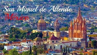 Download San Miguel de Allende Tour - Mexico's Prettiest City Video