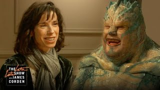 Download When Your Catfish Is Actually a Fish (w/ Sally Hawkins) Video