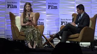 Download SBIFF 2019 - Virtuosos Awards - Thomasin McKenzie Discussion Video