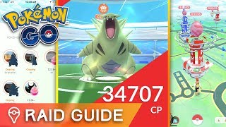 Download POKÉMON GO RAID GUIDE ✦ HOW TO RAID, NEW ITEMS, RAID BOSS STRATEGY & GAMEPLAY Video
