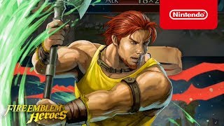 Download Fire Emblem Heroes - New Heroes (Farfetched Heroes) Video